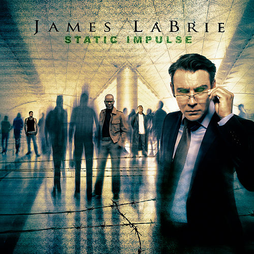 Static Impulse by James LaBrie