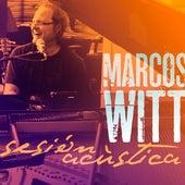 Sesión Acústica de Marcos Witt
