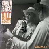 BlueGrass 1950-1958 Vol.1 by Bill Monroe