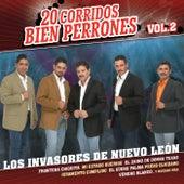 20 Corridos Bien Perrones (Vol. 2) de Los Invasores De Nuevo Leon