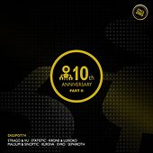 Melting Pot 10th Anniversary, Pt. II di Various Artists