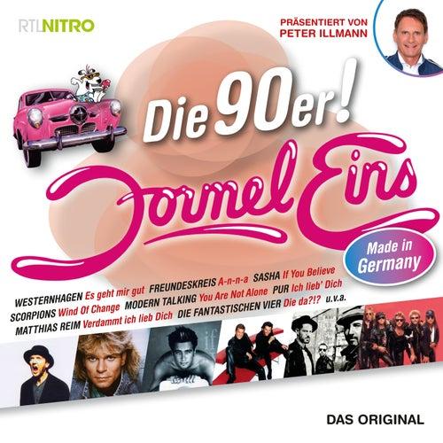 Formel Eins - 90er Made in Germany von Various Artists