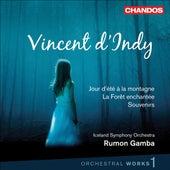 INDY: Orchestral Music, Vol. 1 (Gamba) - Jour d'ete a la montagne / La foret enchantee / Souvenirs de Rumon Gamba