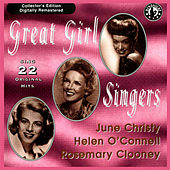Great Girl Singers, Sing 22 Original Hits by Various Artists