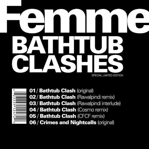 Bathtub Clashes EP de La Femme