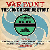 War Paint The Gone Records Story 1957-1962 by Various Artists