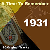 A Time To Remember 1931 de Various Artists