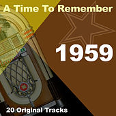 A Time To Remember 1959 de Various Artists