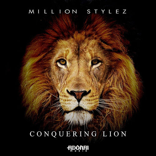 Conquering Lion by Million Stylez