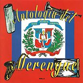 Antología del Merengue, Vol. 2 de Various Artists
