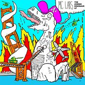 The Zombie Dinosaur LP by MC Lars
