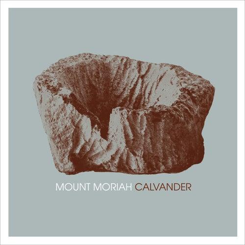 Calvander EP by Mount Moriah