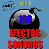 100 Efectos Sonoros, Vol. Ii by D.R.