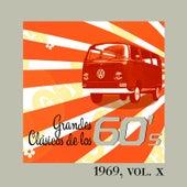 Grandes Clásicos de los 60's, Vol. X von Various Artists