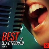 Best of Ella Fitzgerald, Vol. 3 by Ella Fitzgerald