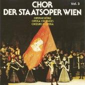 Chor Der Staatsoper Wien Vol 3 by Various Artists