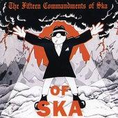 Skank - The Fifteen Commandments Of Ska de Various Artists