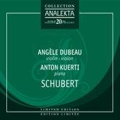 Schubert von Angèle Dubeau