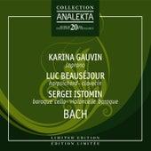 Bach von Karina Gauvin
