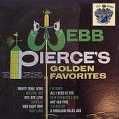 Webb Pierce's Golden Favorites by Webb Pierce