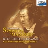 Tchaikovsky: Symphony Manfred by Czech Philharmonic Orchestra