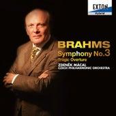Brahms: Symphony No. 3 & Academic Festival Overture by Czech Philharmonic Orchestra