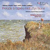 Prelude a l'apres-midi d'un faune - Modern French Music for Flute by Various Artists