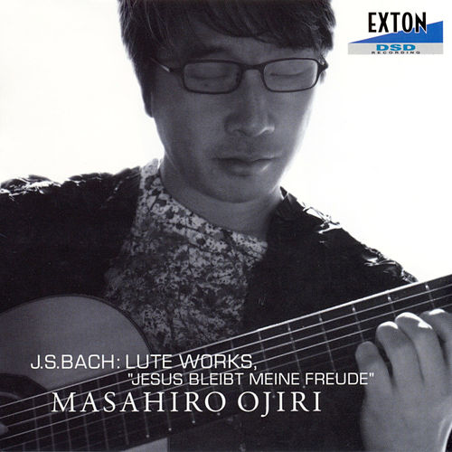 J.S. Bach: Lute Works, Jesus bleibt meine Freude by Masahiro Ojiri