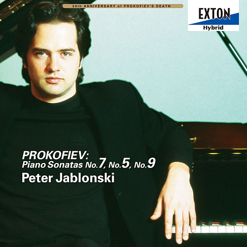 Prokofiev Piano Sonatas: No. 7, No. 5, No. 9 von Peter Jablonski