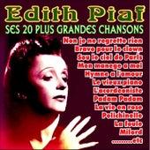 Ses 20 Plus Grandes Chansons de Edith Piaf