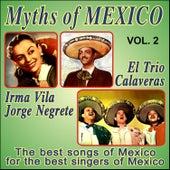 Myths Of México Vol. 2 by Various Artists
