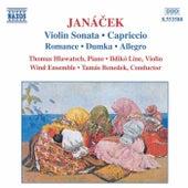 Violin Sonata / Capriccio de Leos Janacek