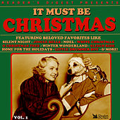 Reader's Digest Presents - It Must Be Christmas, Vol. 1 by Various Artists
