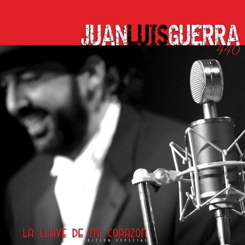 La Llave De Mi Corazon Fan Edition by Juan Luis Guerra