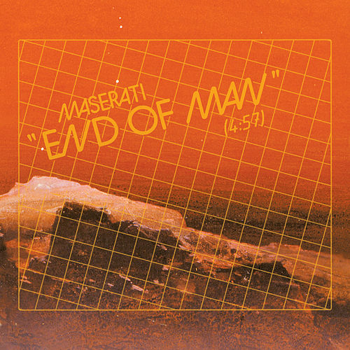 End of Man by Maserati