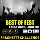 Best of Fest, Il meglio della rete dei Festival 2015: MEI - Spaghetti Challenge by Various Artists