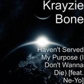 Haven't Served My Purpose (I Don't Wanna Die ) by Krayzie Bone