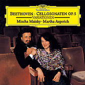 Beethoven: 12 Variations On