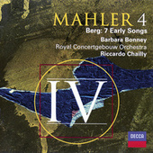 Mahler: Symphony No. 4 / Berg: Seven Early Songs di Riccardo Chailly