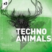Techno Animals Vol. 3 de Various Artists