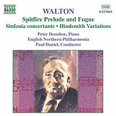 Spitfire Prelude and Fugue / Sinfonia concertante von Sir William Walton