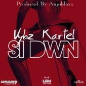 Si Dwn - Single by VYBZ Kartel