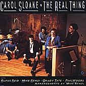 The Real Thing by Carol Sloane
