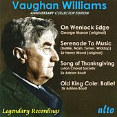Vaughan Williams Anniversary Collector Edition by Various Artists