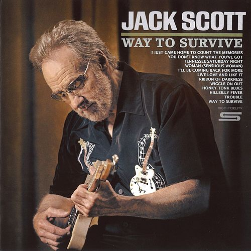 Jack scott singles discography
