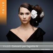 Vivaldi : Concerti per fagotto IV by Sergio Azzolini