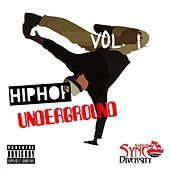 Hiphop Underground, Vol. 1 von Various Artists