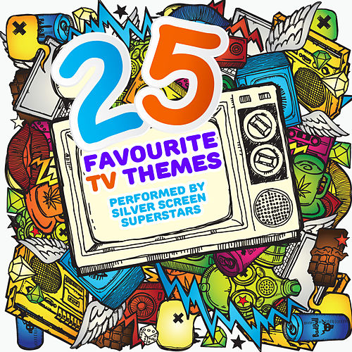 25 Favourite Tv Themes by Silver Screen Superstars
