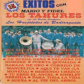 15 Exitos Con Mario Y Fidel Los Tahures Con La Banda Sinaloense Los Huejotenos De Badiraguato von Los Tahures