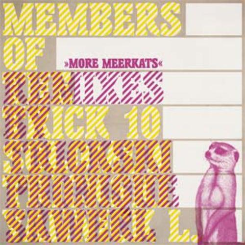 Members Of the Trick 10 : More Meerkats by Various Artists